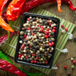 Peppercorn mix — Stockfoto