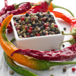 Peppercorn mix — Stock Photo #13130604