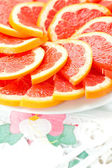 Grapefruit — Stockfoto