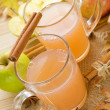 Stock Photo: Apple cider