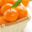 Tangerines — Stock Photo