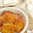 Potato pancakes — Stock Photo #21610421