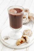 Cocoa drink — Stock Photo