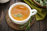 Rosemary tea — Stock Photo