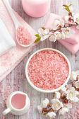 Pink spa — Stock Photo