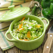 Stock Photo: Cabbage salad
