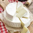 Camembert — Stock Photo #25648179