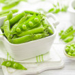 Green peas — Stock Photo #26504687
