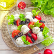 Caprese salad — Stock Photo #28569075