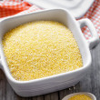 Ground millet — Stock Photo