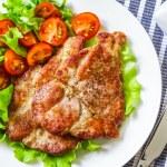 Meat steak — Stock Photo