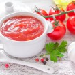 Ketchup — Stock Photo