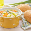 Vegetable soup — Stock Photo #30403107