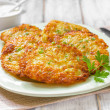 Potato pancakes — Stock Photo #30690847