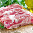 Raw meat — Stock Photo #31050933