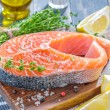 Stock Photo: Salmon