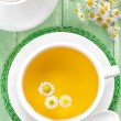 Chamomile tea — Stock Photo #34263635