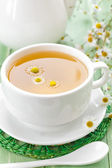 Chamomile tea — Foto Stock