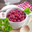 Red beans — Stock Photo #34703503