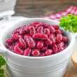 Stock Photo: Red beans