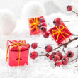 Christmas gifts — Stock Photo #36393301