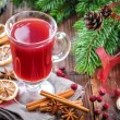Stock Photo: Christmas punch