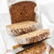 Brown bread — Stock Photo