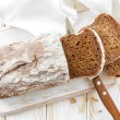 Brown bread — Stock Photo #36889135