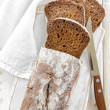 Brown bread — Stock Photo #36889141
