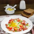 Fried egg — Stockfoto #37193513