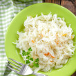 Sauerkraut — Stock Photo #38611113