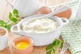 Mayonnaise — Stock Photo