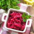 Grated beet — Stock Photo #38729663