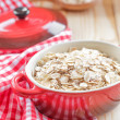 Oat flakes — Stock Photo #39118937