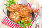 Cutlets — Stock Photo