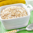 Oat flakes — Stock Photo #40402679