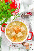 Meat stew — Stock Photo