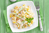 Chicken salad — Foto de Stock