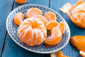 Mandarins — Zdjęcie stockowe