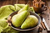 新鮮な梨 — ストック写真