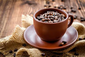 Káva — Stock fotografie