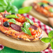 Italian pizza — Stock Photo #46493987