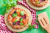 イタリアのピザ — ストック写真