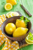 レモン — ストック写真