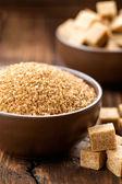 Zucchero integrale — Foto Stock