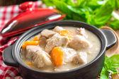 Meat stew — Stockfoto