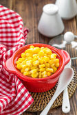 Gotowana kukurydza — Zdjęcie stockowe