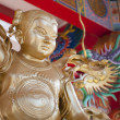 Gold Buddha — Stock Photo #18421815