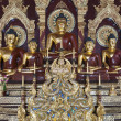Buddhist Alter — Stock Photo
