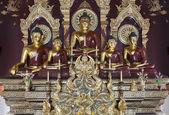 Buddhist Alter — Стоковое фото